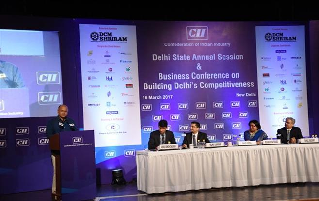 CII Delhi State Annual Session
