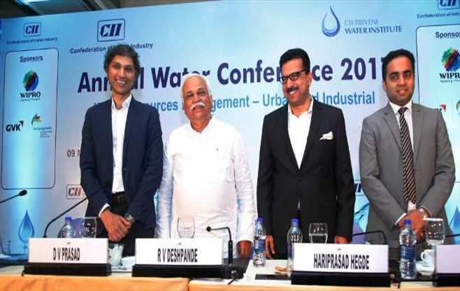 CII Karnataka Annual Water Conference