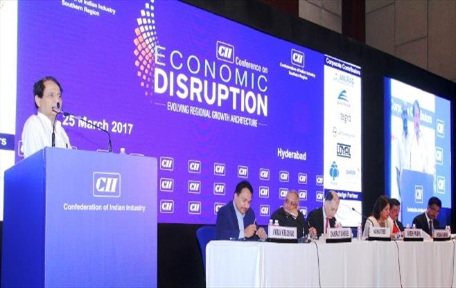 Conference on Economic Disruption