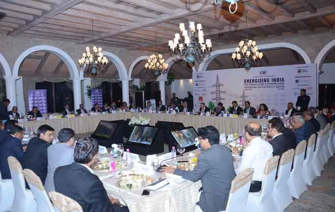 CII CEOs Dialogue on Energising India