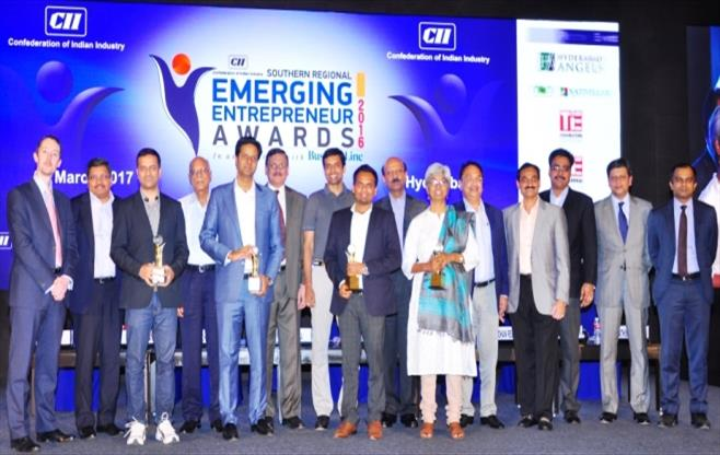 CIISR Emerging Entrepreneur Awards 2016