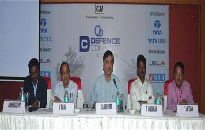 Defence Connect - Linking MSMEs