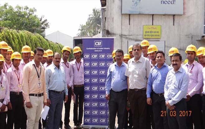 Industrial Visit of Student