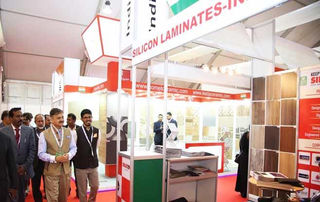 India Pavilion at Big5 Saudi