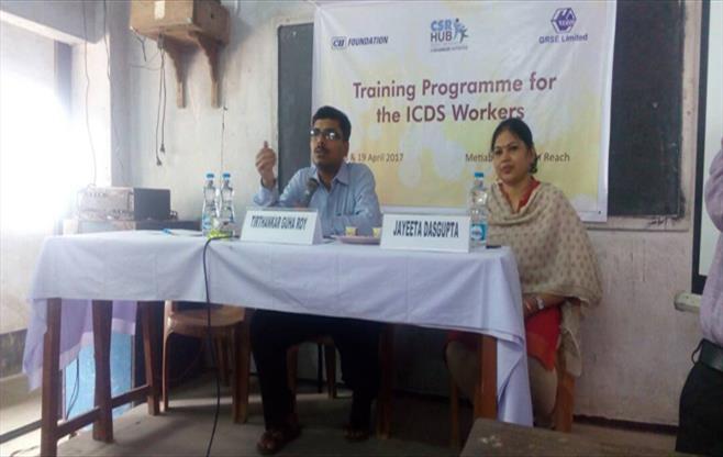 CII-Unicef Anganwadi Adoption Project