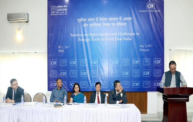 Seminar on Foreign Trade in North East