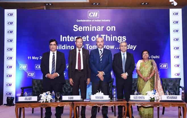 Seminar on Internet of Things