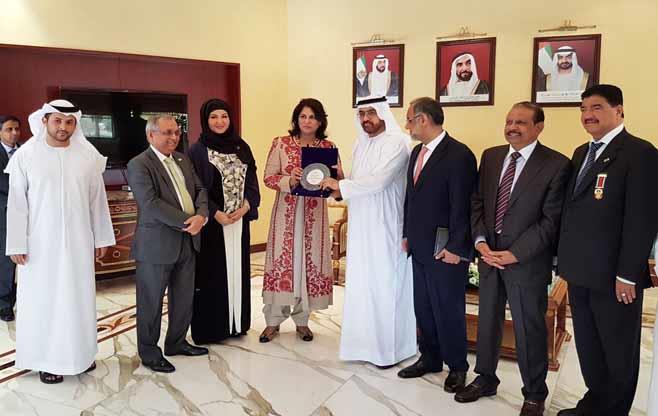 CII CEOs delegation visit to UAE