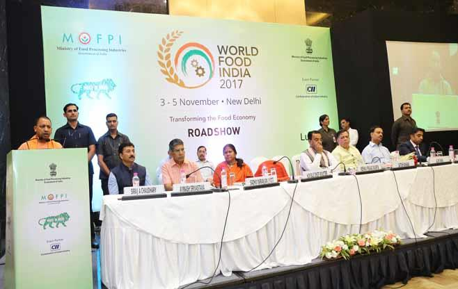 World Food India 2017 Roadshow