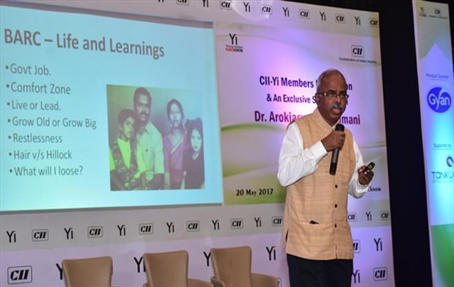 Session with Dr. Arokiaswami Velumani