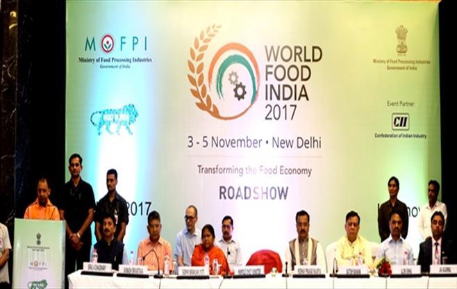 World Food India 2017 Roadshow