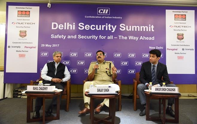 CII Delhi Security Summit