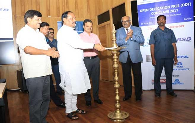 Open Defecation Free Conclave 2017