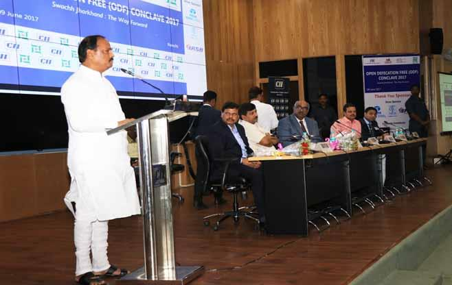 Open Defecation Free(ODF) Conclave 2017