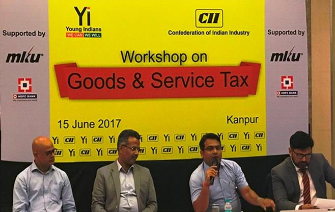 GST Work Shop  Kanpur