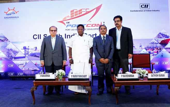CII South India Port Conclave 2017