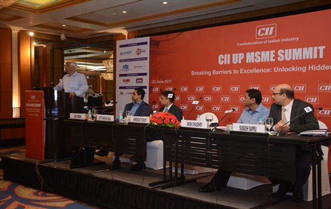 CII UP MSME Summit 2017