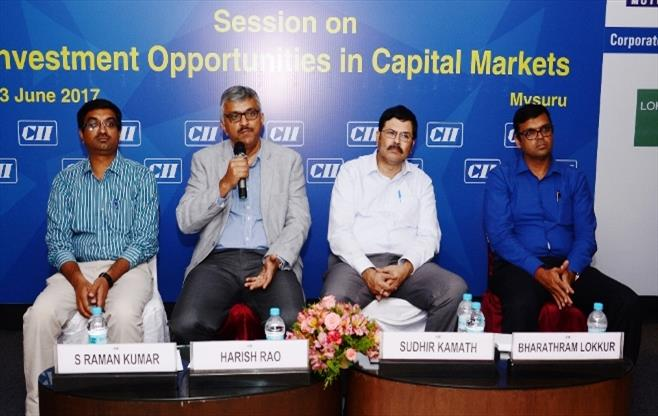 Session on Capital Investment