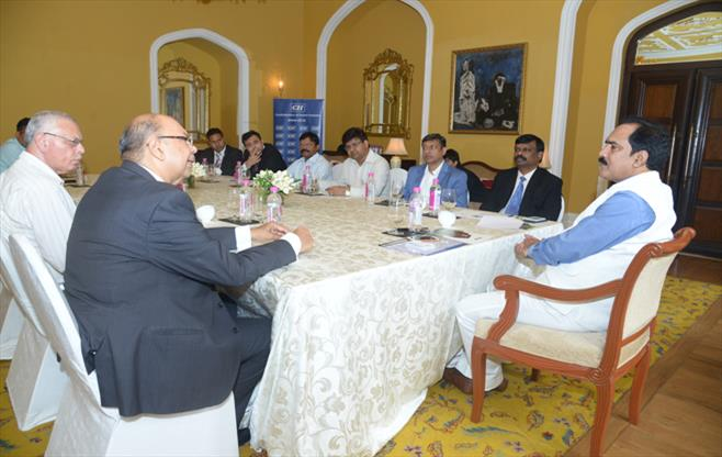 Bihar investors' Roadshow in Mumbai