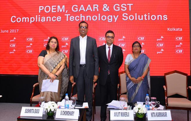 Session on POEM, GAAR & GST