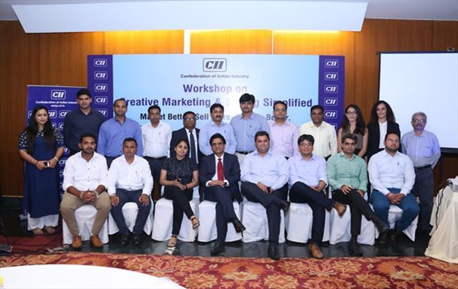 Workshop on Creative Marketing