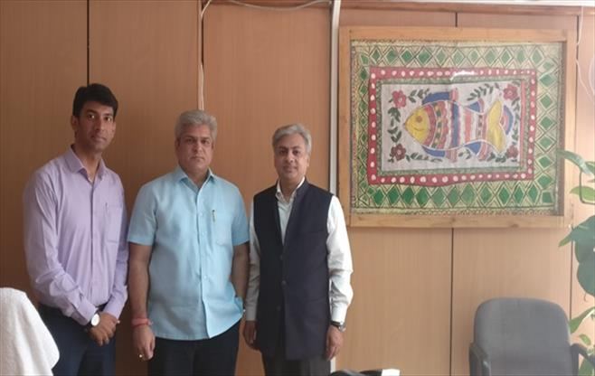 Meeting with Minister of Transport & IT