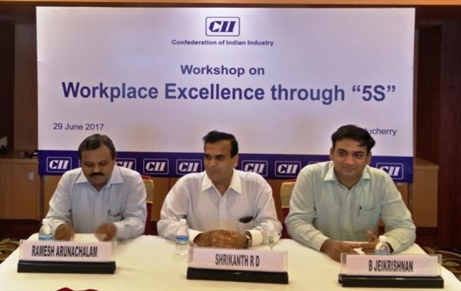 Workshop on Workplace Excellence 5S