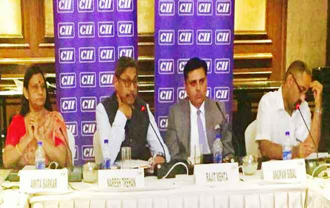 CII National Healthcare Council meeting
