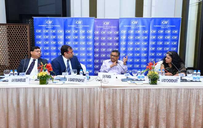 Session on 10 Days of GST Roll-Out