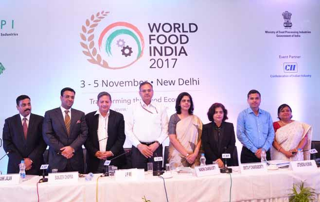 World Food India 2017 Kolkata Roadshow