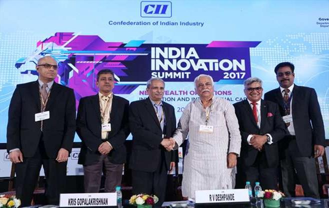 India Innovation Summit 2017