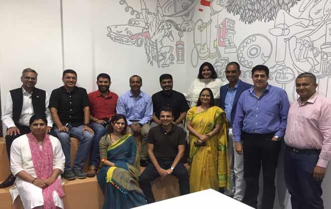Second Yi Core Group Meeting : Mumbai