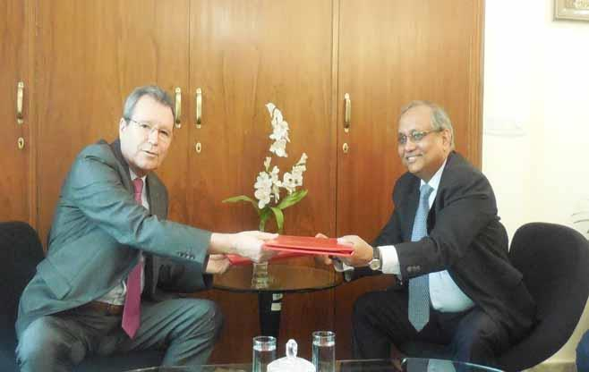 MoU signing between CII and CCQ
