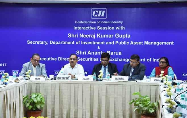 Interactive Session of CII PSE Council