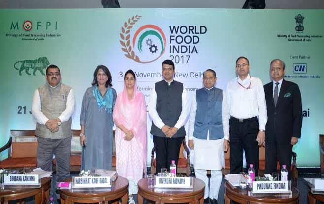 Roadshow on World Food India