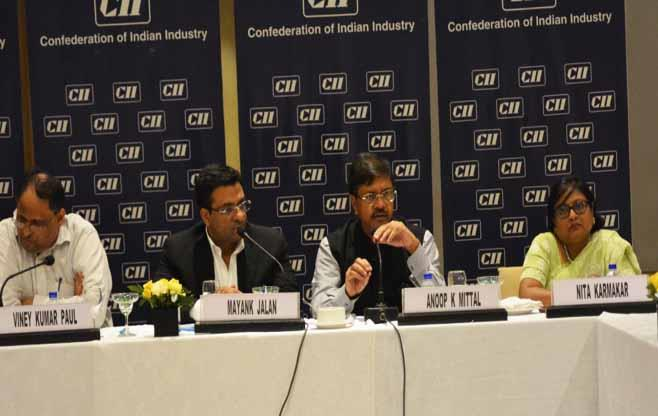 First CII North East Council Meeting