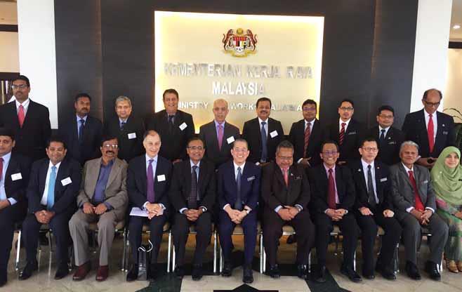 CII CEOs Delegation to Kuala Lumpur