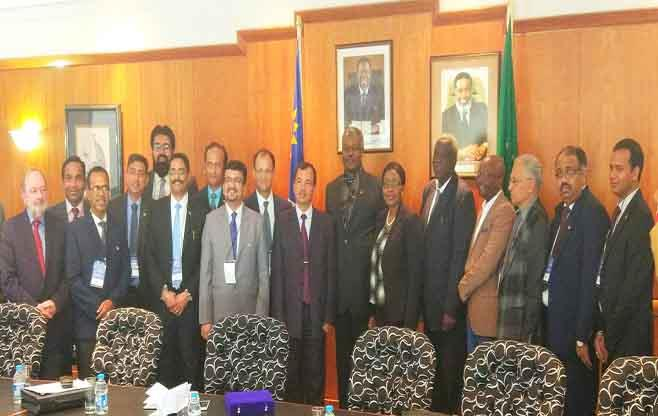 CII Business delegation to Namibia
