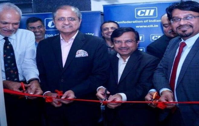 Inaugural of New CII office in Vadodara