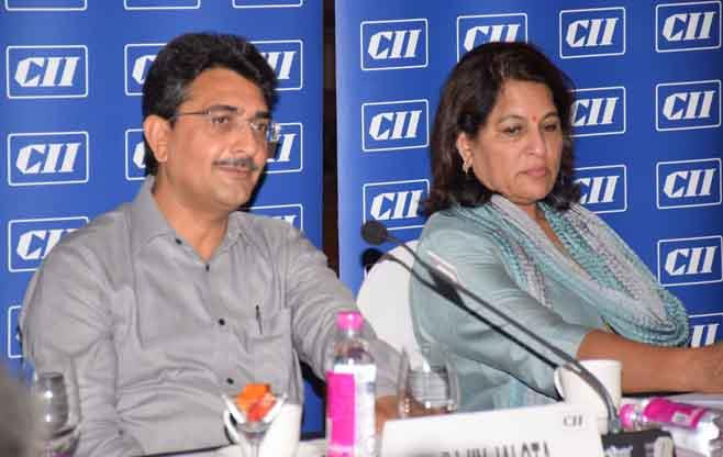 First meeting of the CII ASCON 2017