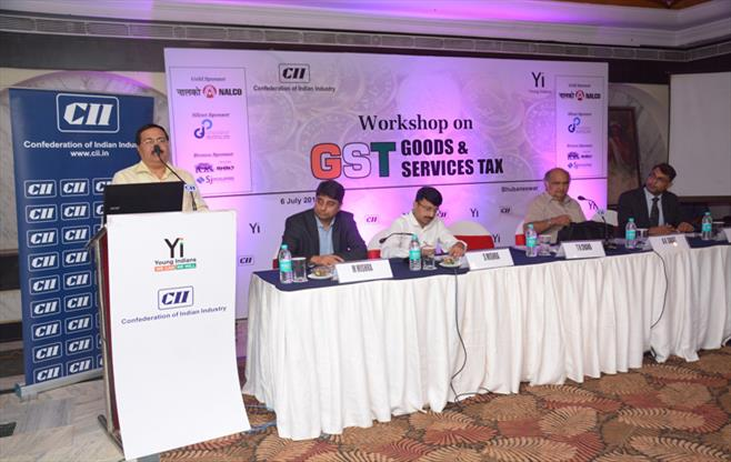 Workshop on GST
