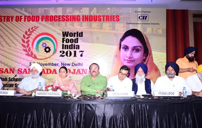 World Food India Road Show at Amritsar