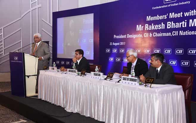 Members Meet in Ahmedabad
