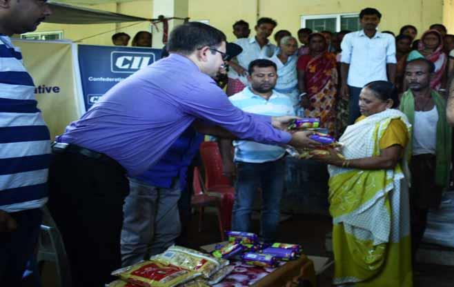 CII Flood Outreach Initiative at Assam