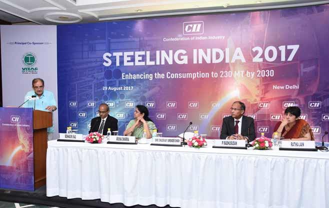 Steeling India 2017