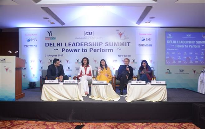 CII Delhi Leadership Summit