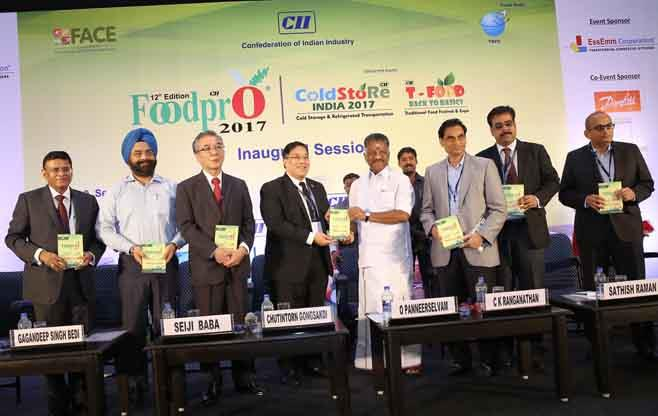 CII Foodpro 2017