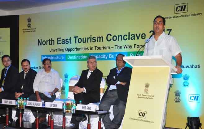 CII North East Tourism Conclave