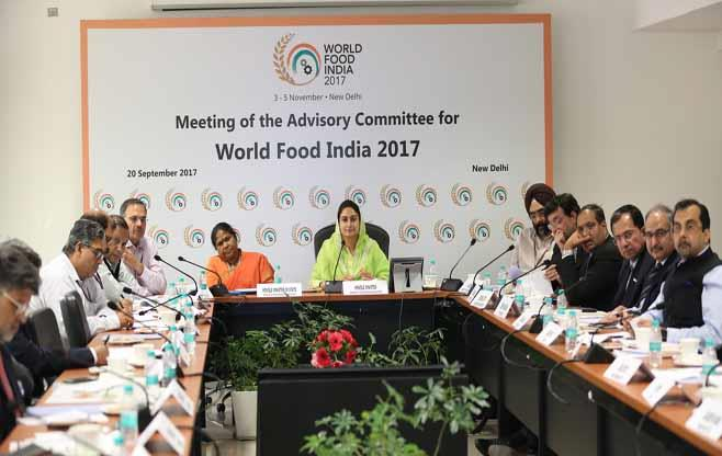 Advisory committee on WFI 2017