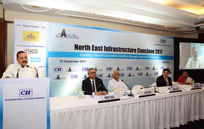 North East Infrastructure Conclave 2017